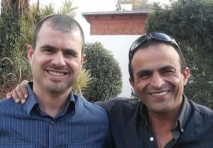 Yoni Riskin and Avichai Yosef
